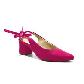 c52992bbd Sapato Salto Baixo Feminino - Sapatos no Mercado Livre Brasil