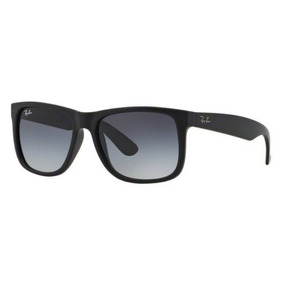 Oculos Sol Ray Ban Justin Rb4165l 601 8g 57mm Cinza Degradê 81779d9c7b