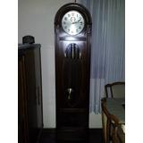 Espectacular Reloj Carillon De Pie Junghans
