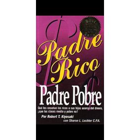 Livro Pai Rico Pai Pobre Em Espanhol