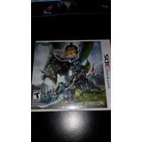 Monster Hunter 3 Ultimate 3ds Usado