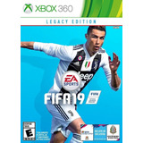 Fifa 19 Legacy Edition - Español Latino - Xbox 360 | Vgm