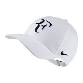 Boné Roger Federer Nike Aerobill Ah6985 100 Original + Nf 5d88b6b7c4b