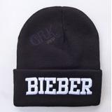 Toucas Justin Bieber Purpose no Mercado Livre Brasil b9ea072e1ed