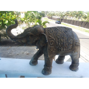2 Elefantes En Bronces
