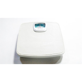Balanza Peso Mecánica De Baño 130 Kg Elegante Diseño