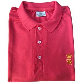 Camisa Masculina Polo Tamanhos Especiais Plus Size G1 Ao G3 22e4512b61442