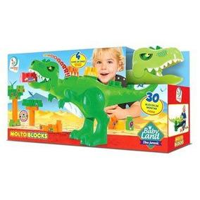 Dino Jurassic 30 Pçs - Cardoso