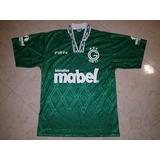 Camisa De Jogo Do Goiás Esporte Clube 1996 Finta Mabel  10 743879cc6bb0e