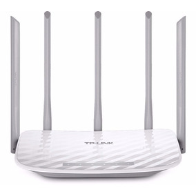 Roteador Wireless Dual Band Ac1350 Tp-link Archer C60