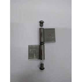 Bisagra Herrero 80x33 Para Soldar X 3 Unidades