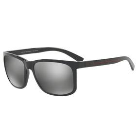 Oculos Espelhado Masculino Quadrado - Óculos De Sol Armani no ... 3558c582b2