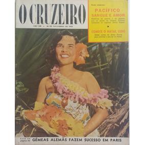 Revista O Cruzeiro 1955 O Diário Da Revolução Antiga E Rara