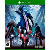 Devil May Cry 5 Xbox One Fisico Nuevo Sellado Envio Express
