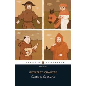 Contos Da Cantuaria - Geoffrey Chaucer - Penguin
