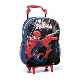 Mochila Infantil Homem Aranha