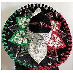 49074d4a4d823 Sombreros De Charro Mexicanos - Vestuario y Calzado en Mercado Libre ...