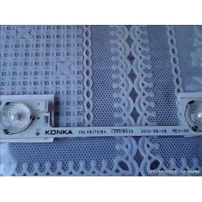 Barra Leds Dl4845 Tv Led Semp/e Tv Philco Usado