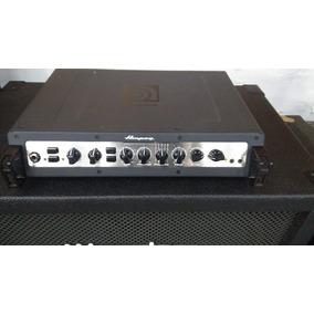 Cabezal Para Bajo Ampeg Pf500, Serie Portaflex, 500w Loop Fx