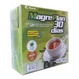 Chá Magreplan30 Dias | 60sachês| Para Infusão - Nova Fôrmula