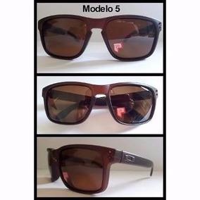 d592724da44fe Oakley Holbrook Marrom Original De Sol - Óculos no Mercado Livre Brasil