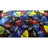 Paquete Con 100 Puas Para Guitarra O Bajo 0.71 Envio Gratis!