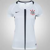 3c0ca51941 Camisa Corinthians 2017 Feminina - Camisa Corinthians no Mercado ...