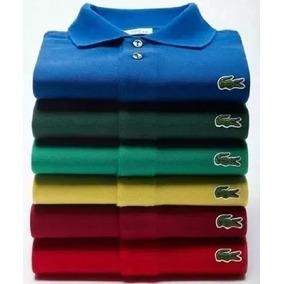 Camisas Gola Polo Lacoste Homem - Pólos Manga Curta Masculinas no ... fe899ac9b0