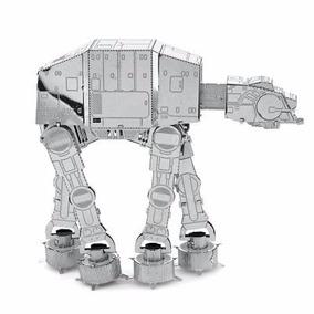 Quebra Cabeça 3d Nano Metálico - Star Wars At At Robot 75175cfbc16
