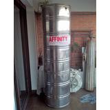 Tanque Agua Acero Inoxidable Affinity 500 L Pinchado S/tapa