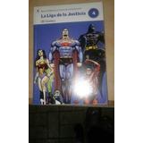 4 - Dc - La Liga De La Justicia - Historieta - Clarin