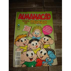 Almanacão Turma Da Mônica Nº 1