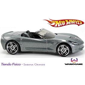 Carros Hotwheels Corvette Stingray Original Somos Tienda