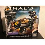 Halo Mega Bloks Unsc Attack Gausshog