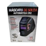 Mascara Solda Auto Esc Automatica Cr2 V8