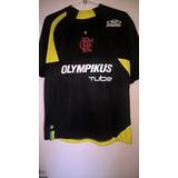 Camisa Do Flamengo Olympikus Tube - Futebol no Mercado Livre Brasil abfa6b36b252d