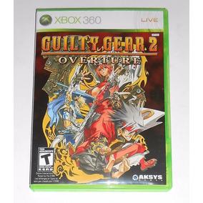 Guilty Gear 2 Overture Original Completo Xbox 360 Cr $15