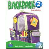 Libro De Ingles Backpack 2 (blanco Y Negro )