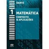 Livro Matématica 1 (professor) Dante