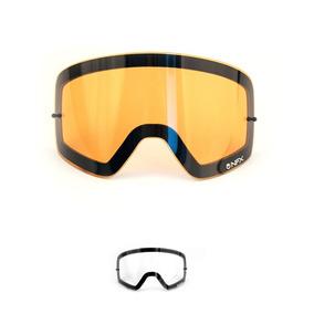 210022c813502 Oculos Lente Amber Vision - Acessórios de Motos no Mercado Livre Brasil