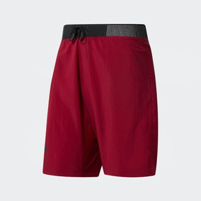 Short Reebok Epic Lightwiehgt Ligero Rojo Oscuro A Meses