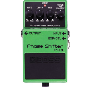 Pedal Boss Ph-3 Phase Shifter C/nf