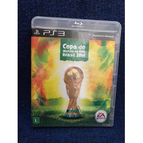 Copa Do Mundo Da Fifa Brasil 2014 Mídia Física Ps3 Usado