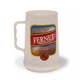 Chop Refrigerante 400 Ml Transparente Cerveza Fernet
