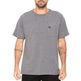 Camiseta Dc Shoes Original - Camisetas Manga Curta Masculino no ... 1f29511b33319