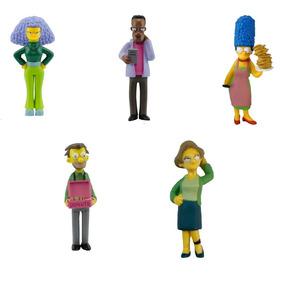 Kit Com 05 Unidades - Chaveiro Simpsons - Multikids
