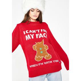 Sweet & Sexy Ugly Christmas Sweater Mod 2 Navidad 2018 -7726