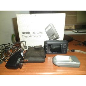 Camara Digital Benq Dc C500 De 5.o Megapixel