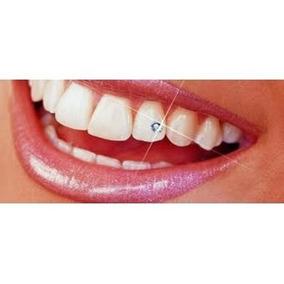 Piercing Dente Swarovski Original Somente Cor Aurora Boreal ad14a88129