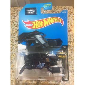 1/64 Hot Wheel Colección Dc The Bat Avión De Batman